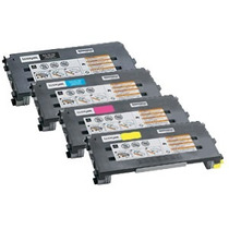 Toner Lexmark C500 Todas As Cores