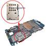 Leitor Chip Sim Moto Razr D3 Xt920 Xt919 Slot