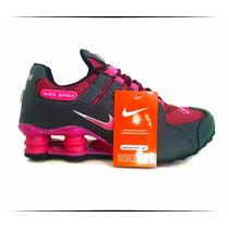 Tênis Nike Shox Nz Feminino 2016 Conforto E Beleza Frete Grá