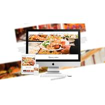 Site Para Buffet Completo - Com Painel De Gerenciamento