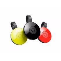 Novo Google Chromecast 2 Hdmi 1080p Chrome Cast 2 Lacrado