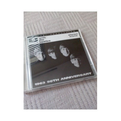 The Beatles With The Beatles 50th Anniversary 2cds R 40 00 Em Mercado Livre