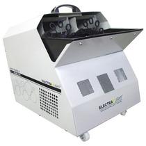 Máquina De Bolha (bubble Machine) Disco Duplo Electra Light