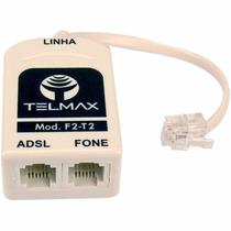 Filtro Adsl F2-t2 Telmax Homologado Anatel