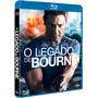 O Legado Bourne [blu-ray] Nacional - Frete Gratis Brasil