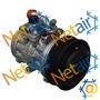 Compressor Denso 10p15 Mercedes 1938/2638 24v 9pk Caminhão