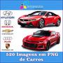 Pacote Com 520 Imagens De Carros Em Png
