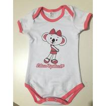 Body Lilica Repilica Baby Infantil Personagem
