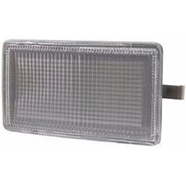 Aplique Defletor Pequeno Parachoque Golf 95/98 Gl/glx/gti