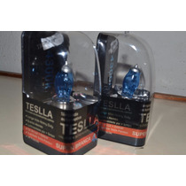 Lampada Teslla H4 35/35 Super Branca (efeito Xenon) 4300k