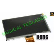 Display Korg Pa600 / Pa900 / Krome Novo Original Só Aqui