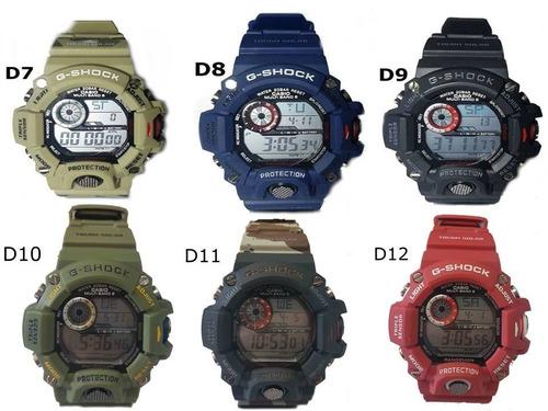 424986abf28 10 Relógios Masculino G Shock - Atacado Envio 24h Com Caixa - R  450 ...