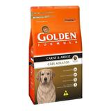 Ração Golden Formula Premium Especial Cachorro Adulto Raça Média/grande Carne/arroz 3kg