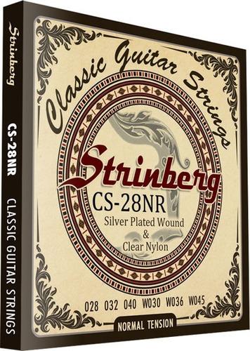 Cordas P/ Violão Nylon Strinberg Classico Som E Durabilidade