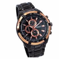 Relógio Curren Masculino Original Vários Modelos