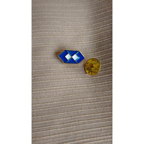 Pin,botton,broche - Simbolo Administração