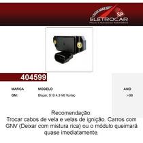 Módulo De Ignição Gm Chevrolet Blazer, S10 4.3 V6 Vortec Até