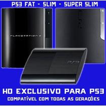 1374 - Hd 2,5 - 750 Gb Para Uso Exclusivo Do Ps3