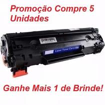 Toner 285a Compatível P1102 M1132 Promoção Compre 5 Ganhe 1