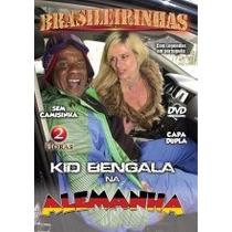 Dvd Kid Bengala Na Alemanha Brasileirinhas Frete Gratis