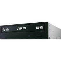 Gravador De Dvd-rw Asus - Drw 24f1mt - Sata 24x Preto