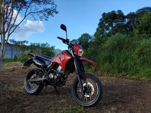 YAMAHA XTZ 250 X MOTARD