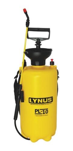 Pulverizador Manual 10 Litros - Pl-10 - Lynus