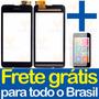 Tela Vidro Touch Nokia Lumia 530 N530 Rm-1020 - Frete Grátis