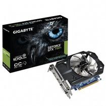 Geforce Gigabyte Nvidia Gtx-750ti Oc 1gb Ddr5 128 Bits Nova