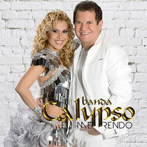 Cd Banda Calypso - Eu Me Rendo03893