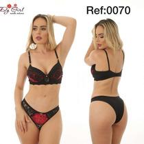 Busca conjunto langerie com os melhores preços do Brasil ... 561e96347a9