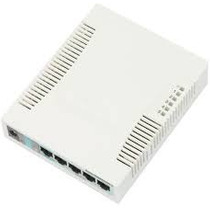 Mikrotik- Routerboard Switch 260gs-5p Gigabit Com Sfp