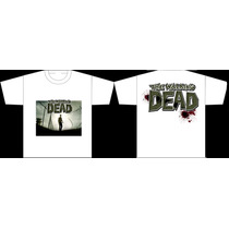 Camisetas The Walking Dead Dary,rick,quarta Temporada
