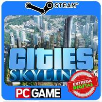Cities: Skylines Pc Steam Cd-key Global