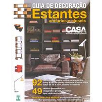 Guia Casa Claudia Estantes E Closets