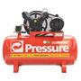 Compressor De Ar 10 Pés 100 Litros Economic Pressure