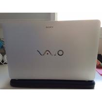 Notebook Sony Vaio Branco Core I5 Svf152c29x 15