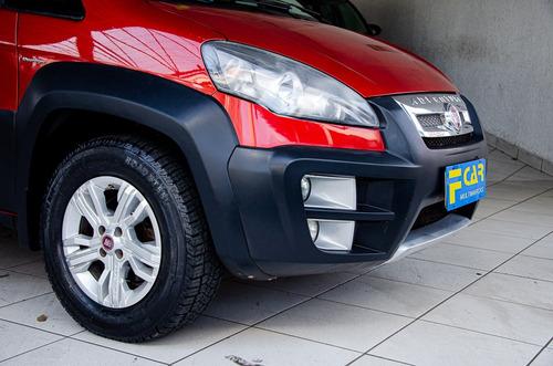 FIAT IDEA ADVENTURE 2012 FLEX,COMPLETO,PERICIADO,TROCO!