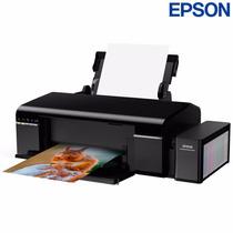 Impressora Fotográfica Epson L805 Wifi Cd Ecotank Subst L800