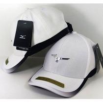 6fa77b32a4 Boné Mizuno Golf Coleção 2018 - Boné Aba Curva Flexfit à venda em ...