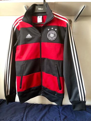 c4fe5750b5 Agasalho adidas College Away Alemanha Copa 2014 Original