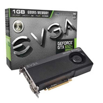 Placa De Vídeo Evga Geforce Gtx 650ti Boost 1gb Cc