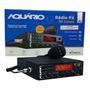 Rádio Px 80 Canais Homolog Am-fm-ssb-lsb-usb Rp-80 - Aquário Original