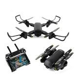 Drone Sg700 Câmera Dupla De 2mp Fluxo Óptico Toop Com Caixa
