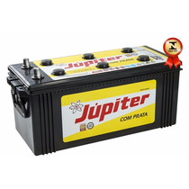 Bateria Automotiva Júpiter 150ah 12v Com Prata