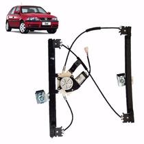 Maquina De Vidro Eletrica Gol G3 4p Com Motor