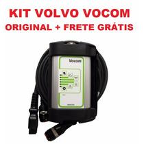Volvo Vocom Wifi E Usb V.2016 Original + Software + Frete ++