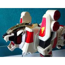 Power Rangers - Tigerzord Eletrônico (que Anda) Megazord