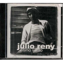 Cd Júlio Reny Ultimo Verao
