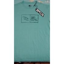 Camiseta Rip Curl Green ,original,ótimo Preço, Aproveite!!